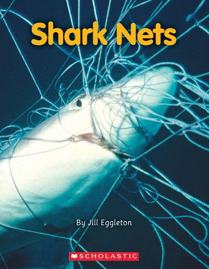 Connectors Orange: Shark Nets x 6