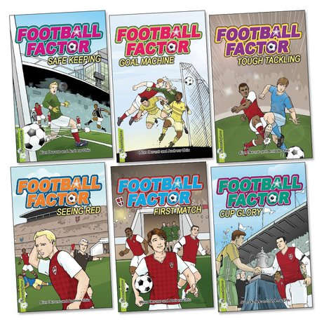 Freestylers: Football Factor Pack x 6