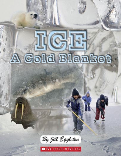 Connectors Ages 9+: Ice - A Cold Blanket x 6