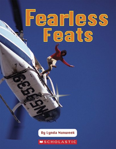 Connectors Ages 11+: Fearless Feats x 6