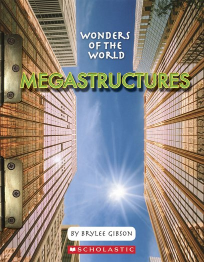 Connectors Ages 10+: Wonders of the World - Megastructures x 6