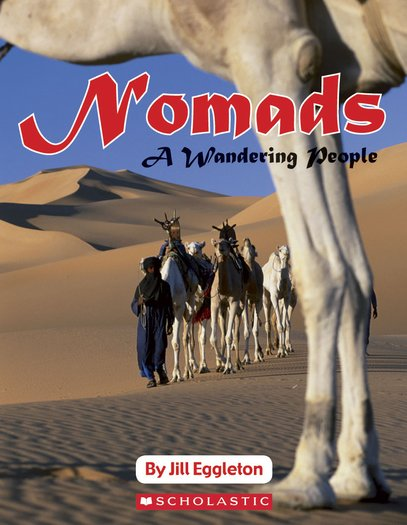 Connectors Ages 9+: Nomads - A Wandering People x 6