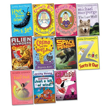 Favourite Stories Ages 7-9 Pack x 11