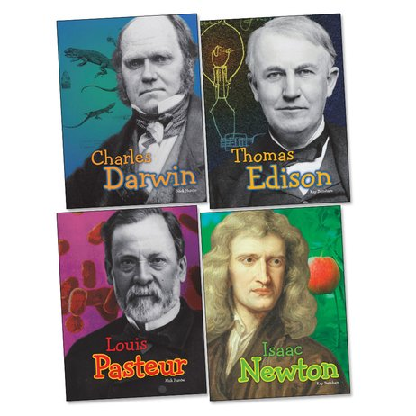Science Biographies Pack
