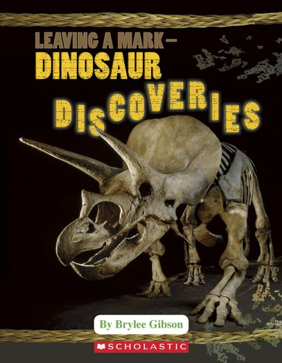 Connectors Ages 9+: Leaving a Mark - Dinosaur Discoveries x 6