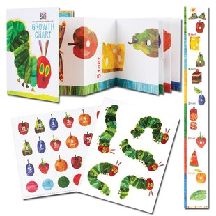 The Very Hungry Caterpillar Growth Chart