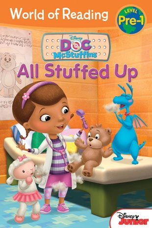 World of Reading: Doc McStuffins - All Stuffed Up