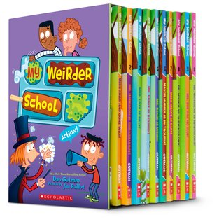 My Weirder School Box Set