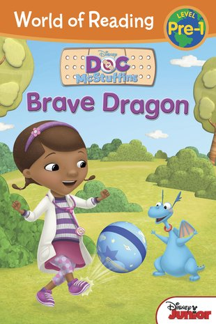 World of Reading: Doc McStuffins - Brave Dragon