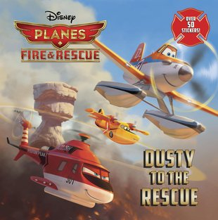Disney Planes: Fire and Rescue - Dusty to the Rescue