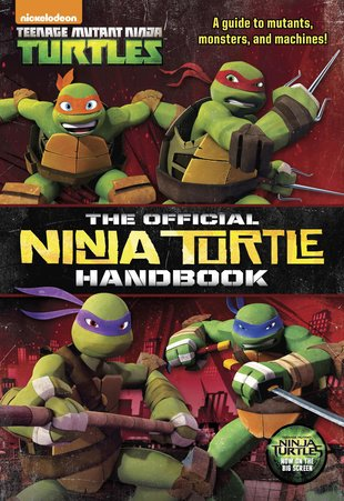 The Official Ninja Turtle Handbook