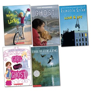 Great Fiction for Autumn Pack