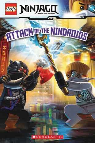 LEGO Ninjago: Attack of the Nindroids