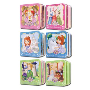 Sofia the First Chunky Board Book Pack