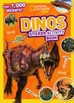 National Geographic Kids: Dinos Sticker Activity Book