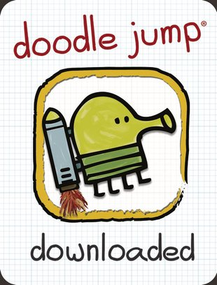 Doodle Jump Downloaded