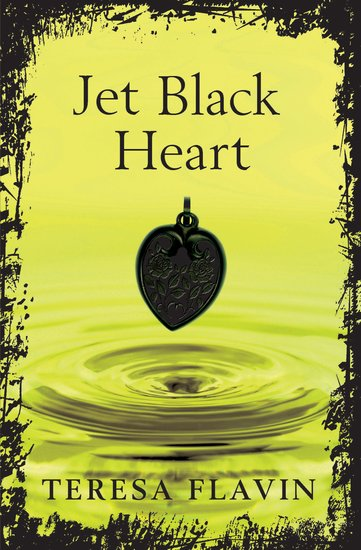 Barrington Stoke Teen: Jet Black Heart