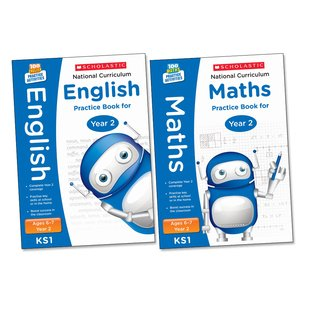 National Curriculum Practice Pack: English and Maths (Year 2)