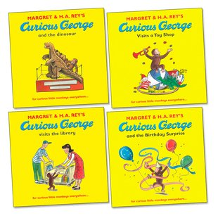 Curious George Pack