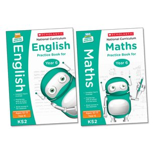 National Curriculum Practice Pack: English and Maths (Year 6)
