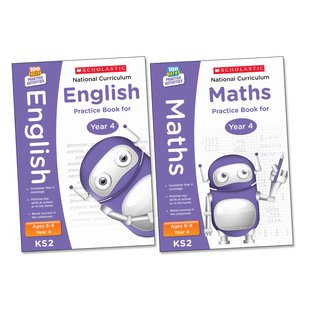 National Curriculum Practice Pack: English and Maths (Year 4)