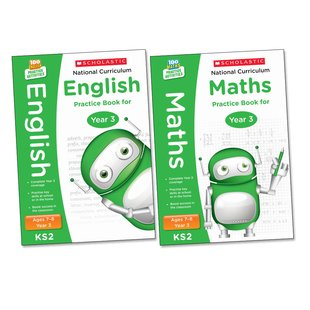 National Curriculum Practice Pack: English and Maths (Year 3)