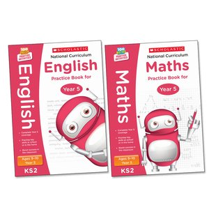 National Curriculum Practice Pack: English and Maths (Year 5)