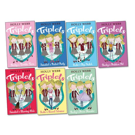 Triplets Pack x 7