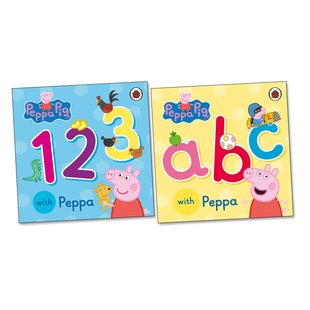 Peppa Pig First Learning Pair