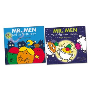 Mr Men Picture Book Pair