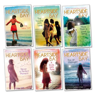 Heartside Bay Pack x 6
