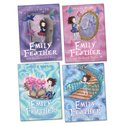 Emily Feather Pack x 4