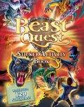 Beast Quest Sticker Activity