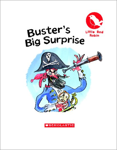 Extract from Buster's Big Surprise
