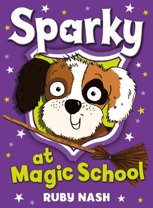 Sparky at Magic School
