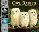 Owl Babies: Book and DVD