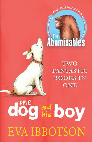 The Abominables/One Dog and His Boy 2-in-1 Flip Book
