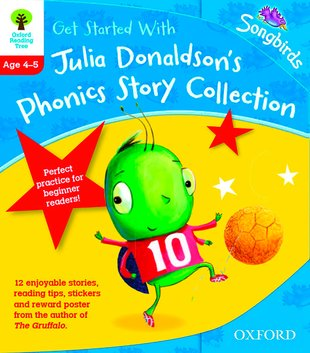 Julia Donaldson's Phonics Story Collection