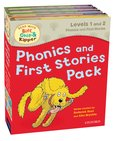 Read With Biff, Chip and Kipper: Phonics and First Stories Pack
