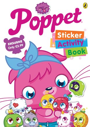 Poppet Sticker Activity Book