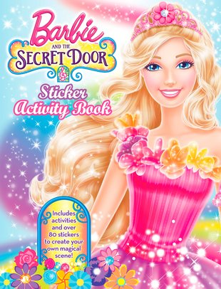 Barbie and the Secret Door: Sticker Activity Book