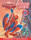 The Amazing Spider-Man Sticker Scene: Spider-Man vs Green Goblin