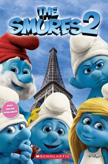 The Smurfs 2 (Book only)