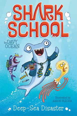 Shark School: Deep-Sea Disaster