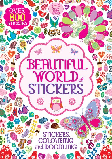 Beautiful World of Stickers