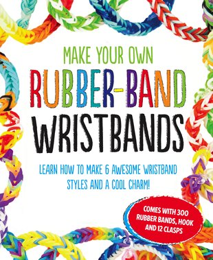 Artband: Make Your Own Rubber-Band Wristbands