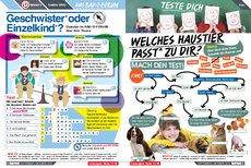 Rad-O-Forum: Geschwister oder Einzelkind? Teste Dich: Welches Haustier passt zu dir?