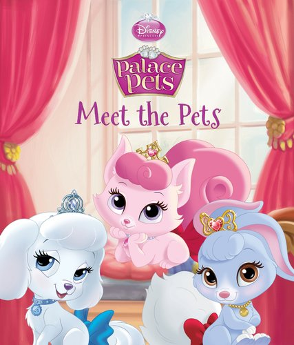 Disney Palace Pets: Meet the Pets