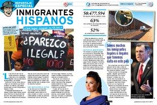 Inmigrantes hispanos