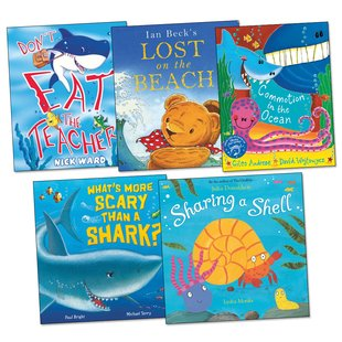 Summer Picture Book Pack